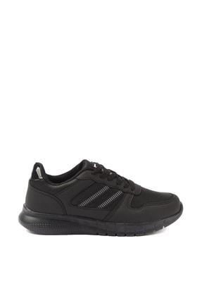 Soho Exclusive Siyah-Siyah Kadın Sneaker 15225 2