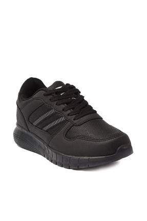 Soho Exclusive Siyah-Siyah Kadın Sneaker 15225 3