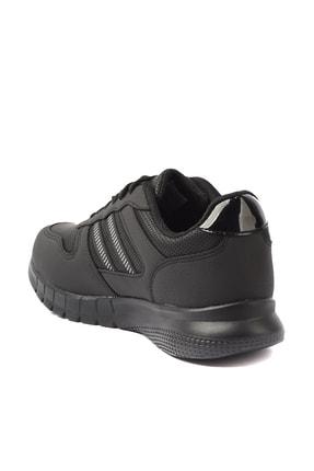 Soho Exclusive Siyah-Siyah Kadın Sneaker 15225 4