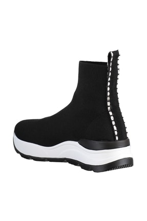 Soho Exclusive Siyah Kadın Sneaker 15334 4