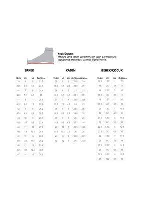 Slazenger Alıson Günlük Giyim Kadın Ayakkabı Siyah / Beyaz 4