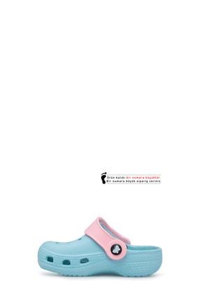 Akınalbella Çocuk Mavi Sandalet E012000b 1