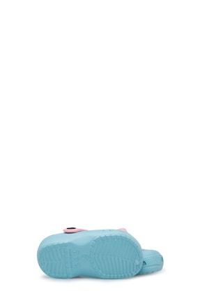 Akınalbella Çocuk Mavi Sandalet E012000b 4