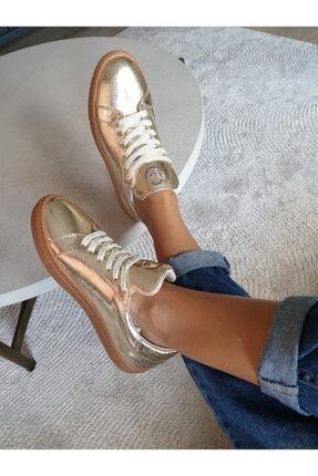 TOPUKLA 88 77 Spor Taban Hakiki Deri Bağlı Ayakkabı 1