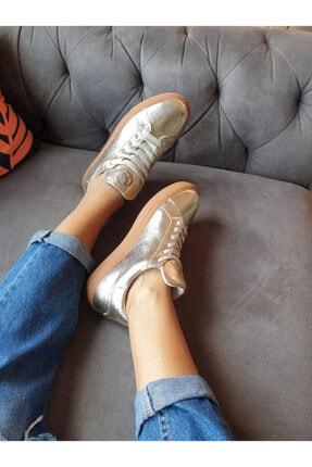 TOPUKLA 88 77 Spor Taban Hakiki Deri Bağlı Ayakkabı 3