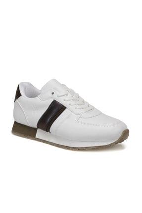 US Polo Assn KATYA Beyaz Kadın Sneaker 100551390 0