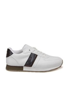 US Polo Assn KATYA Beyaz Kadın Sneaker 100551390 1
