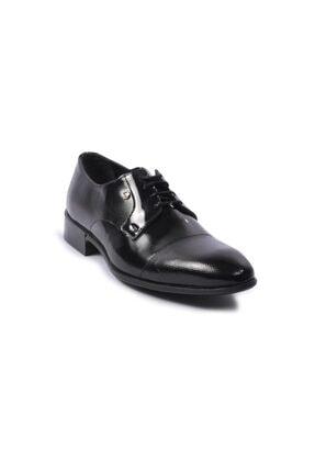 Picture of 00pc15 Siyah Rugan Erkek Klasik Ayakkabı
