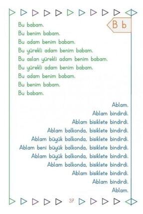 okulcenter Karesel Metinlerle Hızlı Okuma Kitabı (1. Sınıf) 1
