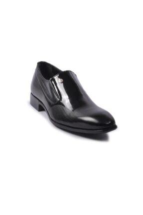 Picture of 00pc13 Siyah Rugan Erkek Klasik Ayakkabı