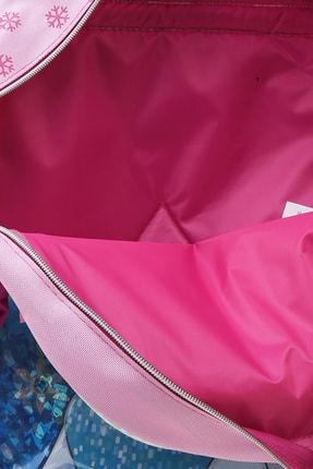 Koton Kız Çocuk Pembe Elsa Figürlü Sırt Çantası 3