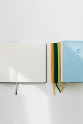 Matt Notebook A5 Antibakteriyel Defter Çizgili Pembe 3