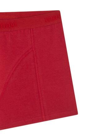 Mavi Erkek Kırmızı Boxer 092121-30648 1