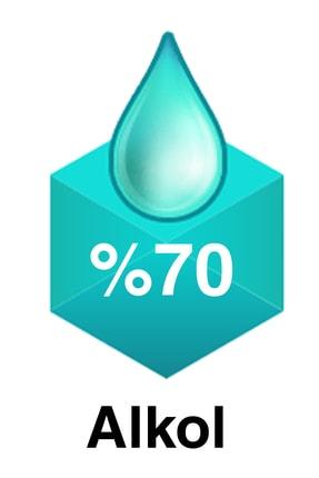 Deep Fresh Antiseptik-antibakteriyel Sprey Dezenfektan 3 X 200 Ml 3