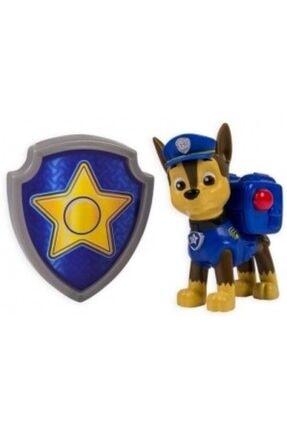 Brother Toys Paw Patrol Chase Yıkanabilir Kaliteli Peluş 20 cm 1