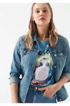 Mavi Kadın Daisy Vintage Açık  Jean Ceket 1113623511 1