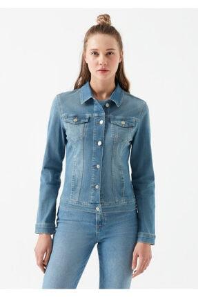 Mavi Kadın Daisy Vintage Açık  Jean Ceket 1113623511 2