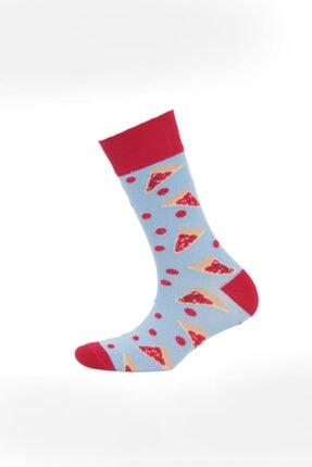 Mojjo Kadın 3 Lü Bambu Soket Çorap 4