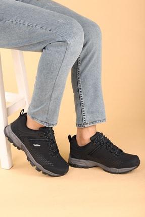 Lumberjack Erkek Siyah Bot Ayakkabı Flake Su Geçirmez 1