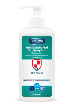 Deep Fresh Antiseptik Antibakteriyel Dezenfektan 500 ml 0