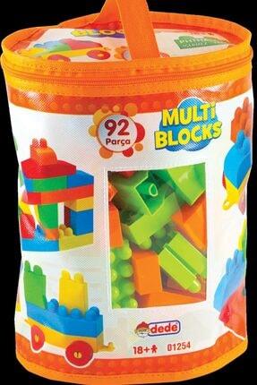 DEDE Multi Blocks 92 Parça 0