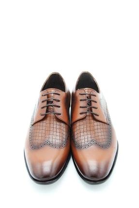 Sterk Ayakkabı Erkek Taba Topuklu Klasik Ayakkabı 2