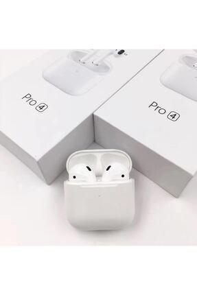inteknoloji Airpods Pro 4 Yeni Tasarım 8d Ses Performansı Kulaklık 4.nesil 0