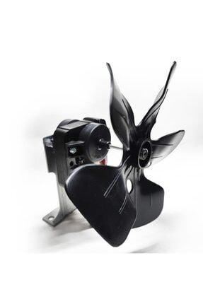 Ariston Buzdolabı Arka Alt Fan Motoru 1