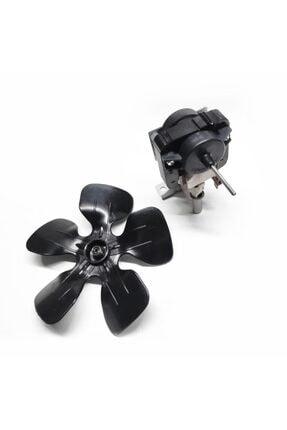 Ariston Buzdolabı Arka Alt Fan Motoru 3