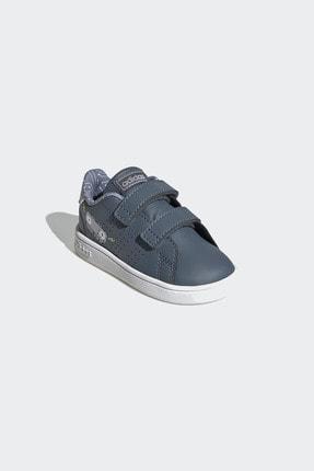 adidas Advantage Bebek Spor Ayakkabı 3