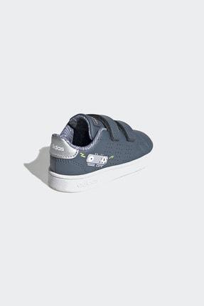 adidas Advantage Bebek Spor Ayakkabı 4