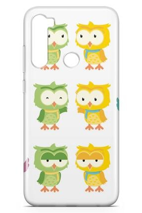Melefoni Xiaomi Redmi Note 8 Owl Serisi Anastasia Kılıf 2