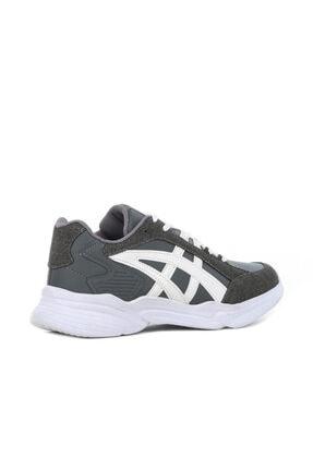 Erkek Gri Spor Ayakkabı Günlük Spor Ayakkabı