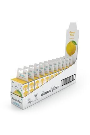 Humble Brush The Co Dental Floss Diş Ipi Limon 50m 1
