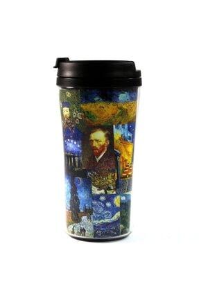 Modaroma Van Gogh Eserleri Termos Bardak 0