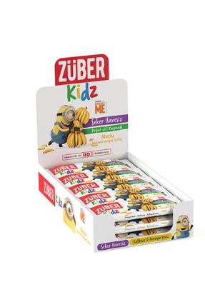 Züber Eğlenceli Kidz Bar Ikilisi - 32 Adet X 30 Gr 1