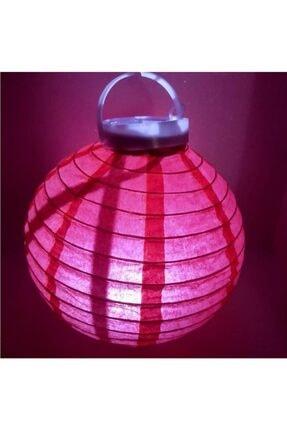 Kelebek Oyuncak Kırmızı Işıklı Japon Feneri 1