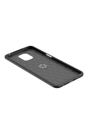 Hesaplı Dünya Xiaomi Redmi Note 9s Kılıf Selfie Yüzüklü Esnek Silikon Rvl 1
