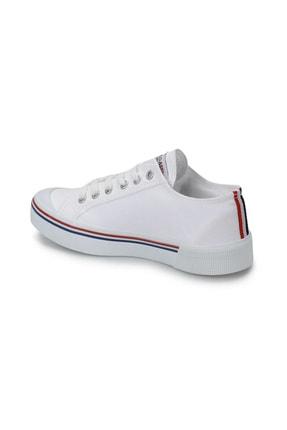 US Polo Assn U.s. Polo Assn. Kadın Spor Ayakkabı 8m Penelope Beyaz/White 20S04PENELOPE 2
