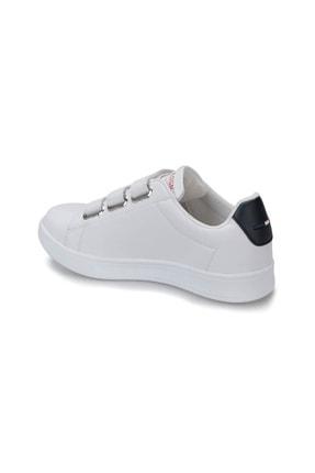 US Polo Assn U.s. Polo Assn. Kadın Ayakkabı 8P Singer Beyaz/White 20S048PSİNGER 2