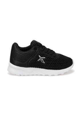 Kinetix Siyah Beyaz Kadın Sneaker 1