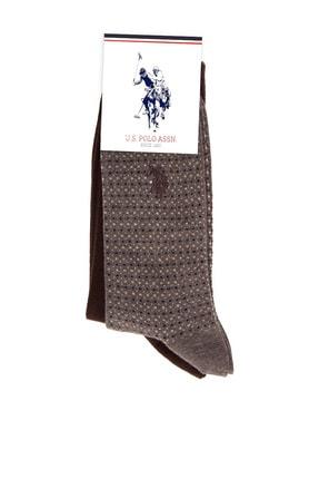 US Polo Assn Erkek Çorap A081SZ013.P01.MILESSK9 0