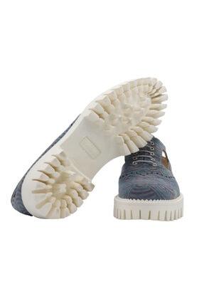 ALBERTO GUARDIANI Hakiki Deri Bayan Ayakkabı 3