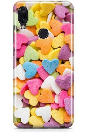 Zipax Huawei P40 Kılıf Şeker Kalpler Desenli Baskılı Silikon Kilif - Mel-109580 3