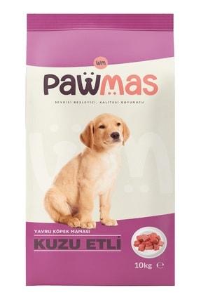 Pawmas Kuzu Etli Yavru Köpek Maması 10 Kg 1