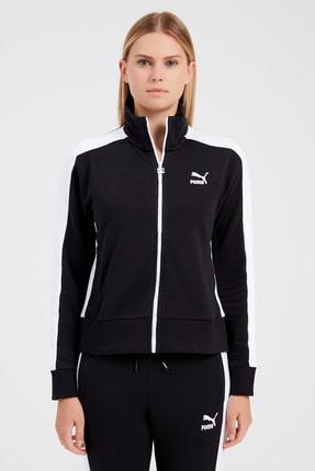 Puma Kadın Spor Ceket - Classics T7 Track Jacket FT  -  59765101 2
