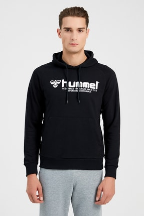 HUMMEL Erkek Spor Sweatshirt - Hmlregow Hoodie 2