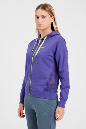HUMMEL Kadın Spor Ceket - Hmlhappinest Zip Hoo 1