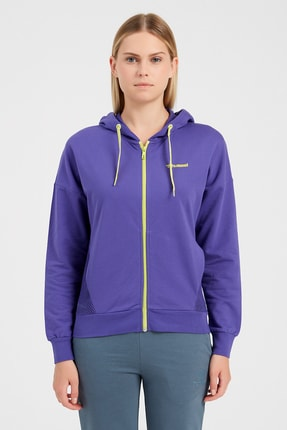 HUMMEL Kadın Spor Ceket - Hmlhappinest Zip Hoo 0