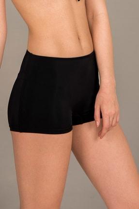 Behills Siyah Basic Boxer Bikini Altı 1